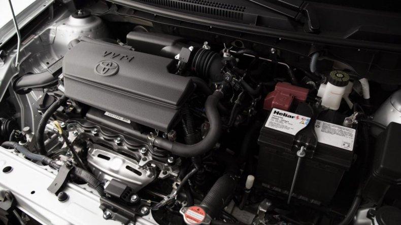 Toyota Etios 2017: cambios mecánicos y nuevo instrumental