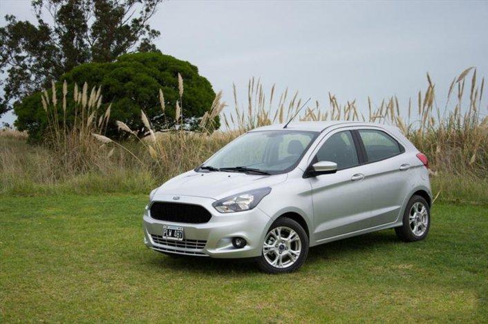 Prueba nuevo Ka: el 0 Km más accesible de Ford