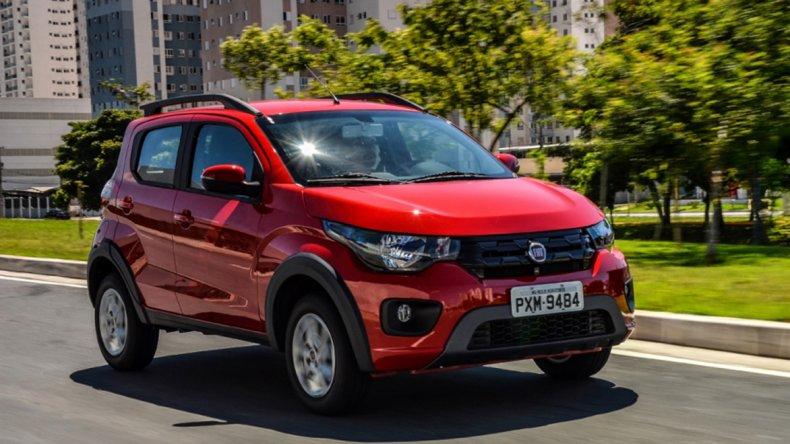 Fiat Mobi se presentó en Brasil y  en breve lo hará en la Argentina