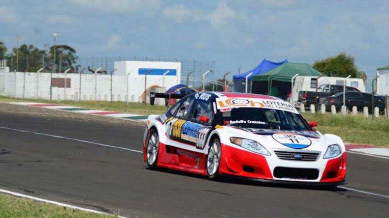 El Ford del comodorense Gustavo Micheloud viene marcando terreno.
