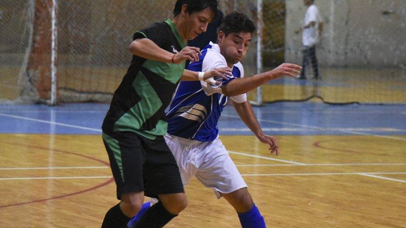 La acción del futsal de la Categoría Principal se desarrollará en tres escenarios este fin de semana.