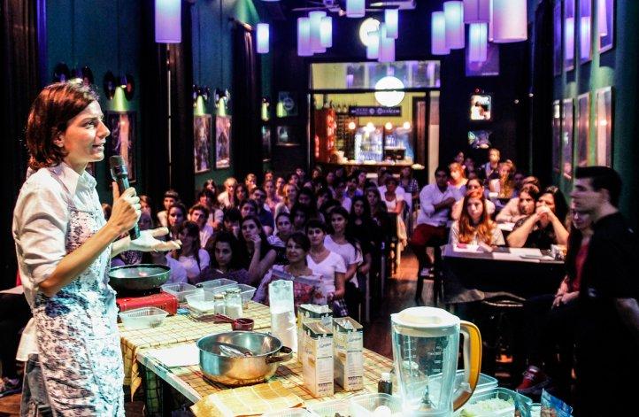 Las clases magistrales a cargo de los más prestigiosos chefs son un clásico del evento.