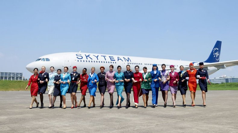 SkyTeam reconocida como Alianza de Líneas Aéreas del año