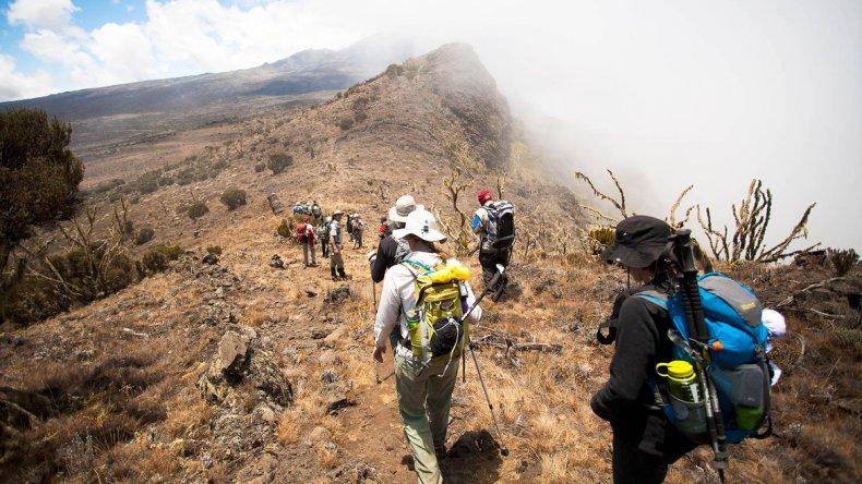 El trekking del Kilimanjaro es una aventura apasionante para cualquier amante de la montaña y de la naturaleza.