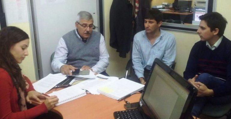 En el encuentro participaron el subsecretario de Ganadería y Agricultura