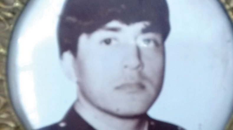 A 30 años del homicidio  del subcomisario Morales buscan que le cambien el ataúd