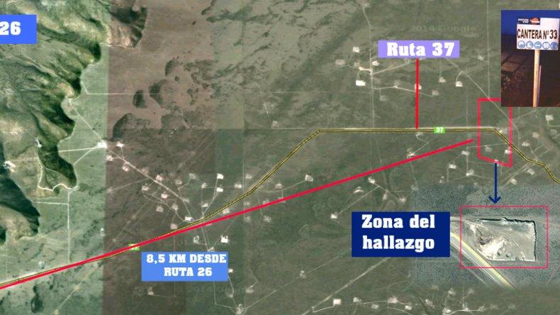 Confirman que los huesos hallados en una cantera de Manantiales Behr en 2014 son de Aníbal Freytes