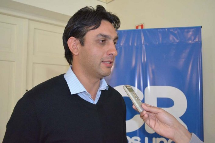 El subsecretario municipal de Ingresos Brutos