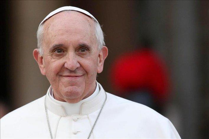 Francisco visitará Uruguay, Argentina y Chile en su próxima gira por Latinoamérica