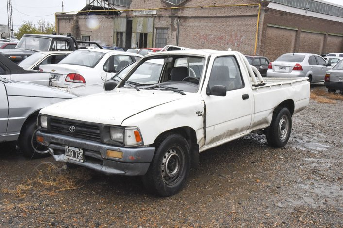 El vehículo permanecía ayer secuestrado en la comisaría de Kilómetro 8.