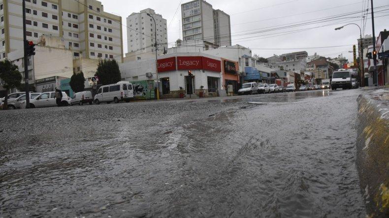 Lloverá todo el miércoles en la ciudad