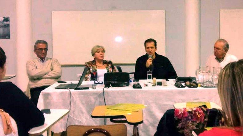 El encuentro desarrollado en Villa Regina con la organización de la Secretaría de Ambiente y Desarrollo Sustentable de ese municipio.
