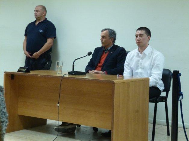 Declararon penalmente responsable a Cristian Rúa