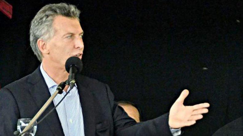 Macri le pidió mayores inversiones a los empresarios españoles.