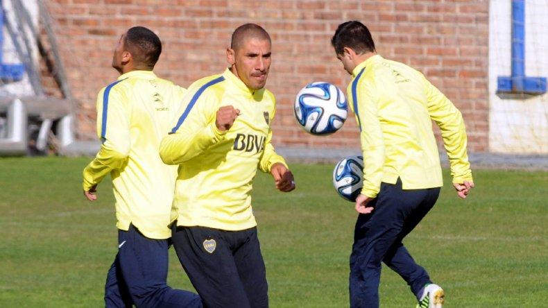 Daniel Cata Díaz reaparecerá en la defensa en lugar de Fernando Tobio en el partido del jueves en Paraguay.