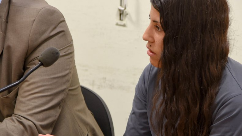 Nahir Quinteros continuará detenida hasta que finalice el juicio en su contra