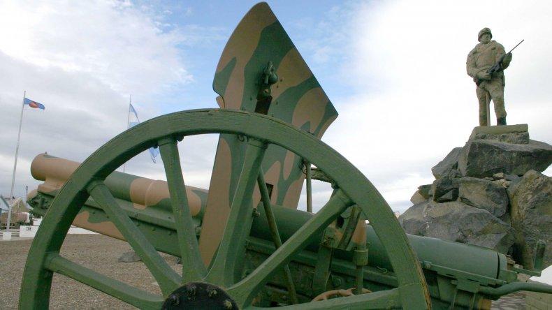 Proponen crear un Archivo de la Memoria Municipal sobre la Guerra de Malvinas