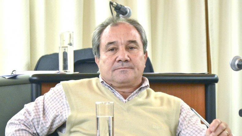 El concejal Mario Soto es uno de los impulsores de la iniciativa.