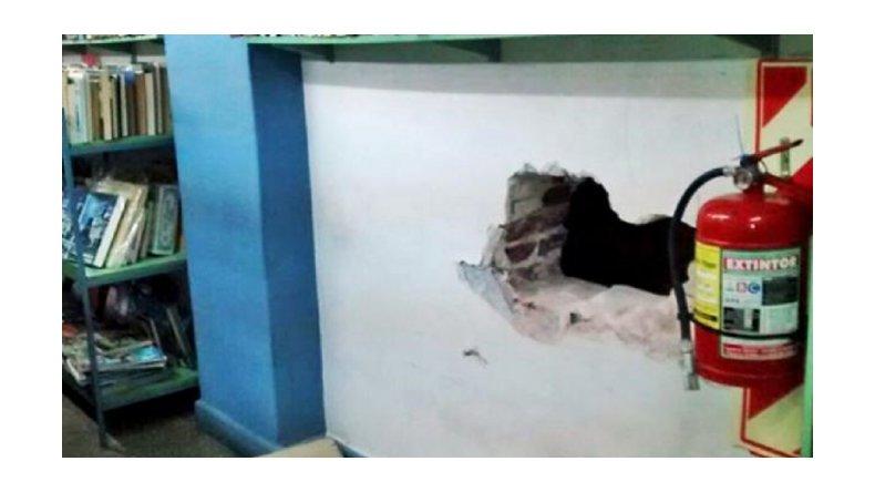 Boqueteros robaron una joyería y se llevaron un botín de 400 mil pesos