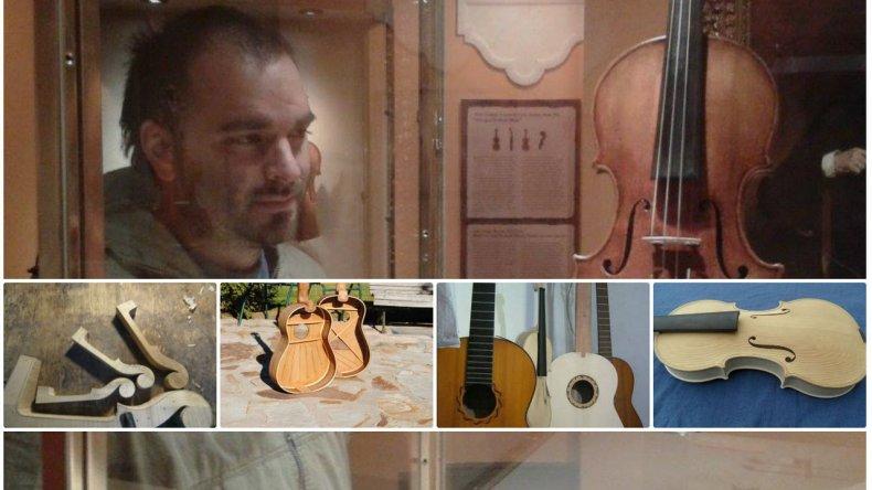 Tadeo Perea, el artesano de la música