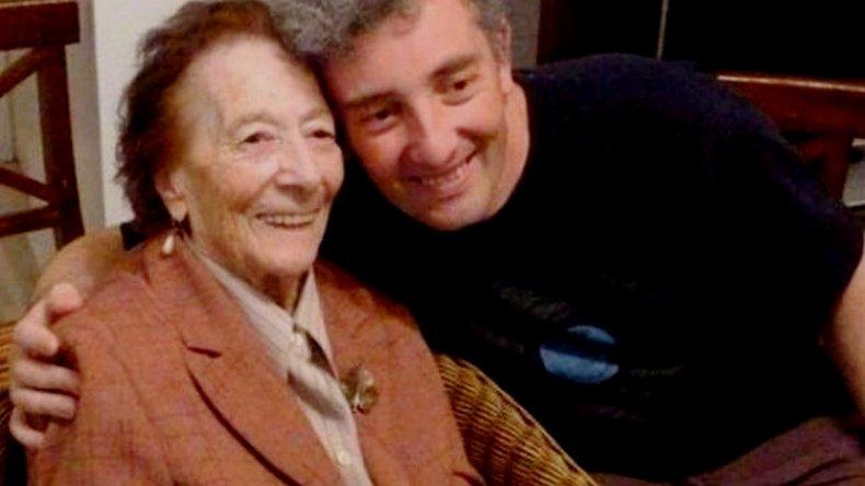 Murió Doña Hortensia, la abuela de Ignacio Montoya Carlotto