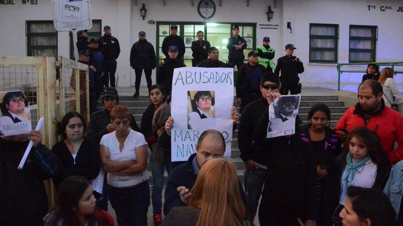 Navarro busca declarar en la audiencia preliminar del 27 de mayo y buscarán su sobreseimiento