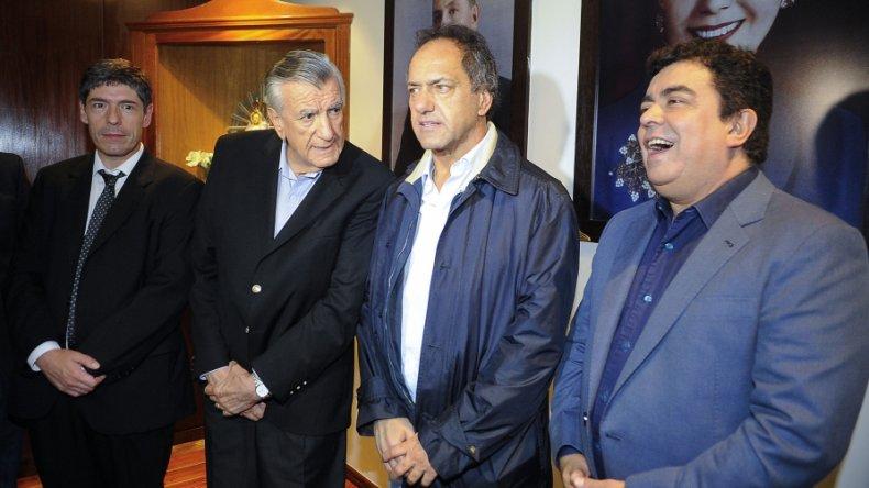 PJ: Gioja y Scioli conducirán el partido luego de un fallo de la Cámara Electoral