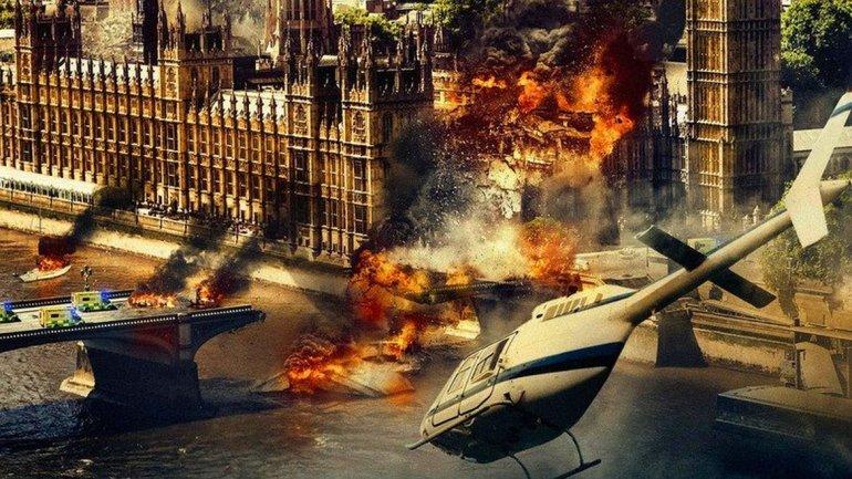 Con Londres bajo fuego se retoma la historia de Ataque a la Casa Blanca