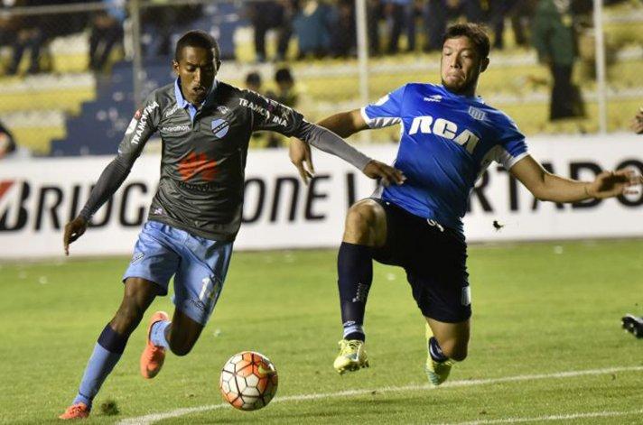 En su último compromiso por la Copa Libertadores