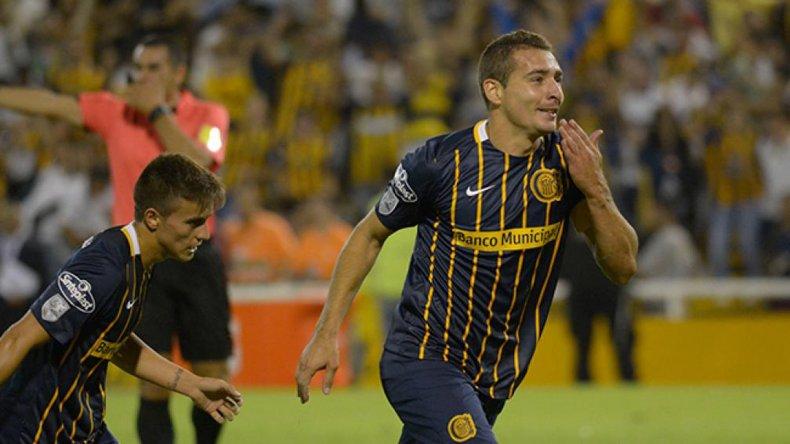 Marco Ruben será el único punta neto de Rosario Central esta noche.