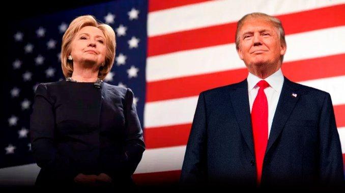Trump sigue arrasando y Hillary pelea con Sanders