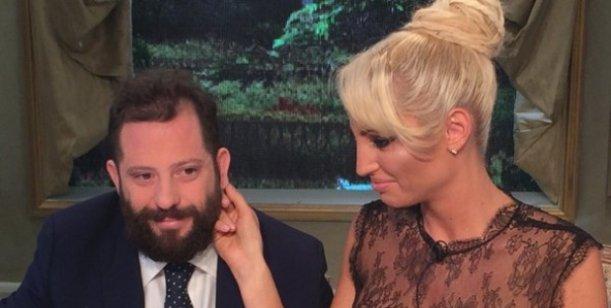 En medio de los rumores, Vicky Xipolitakis negó que estar embarazada