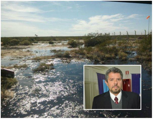 Iniciarán sumarios a petroleras por derrames e incidentes ambientales