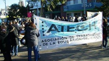 ATECh ratificó que adherirá al paro nacional que se defina hoy