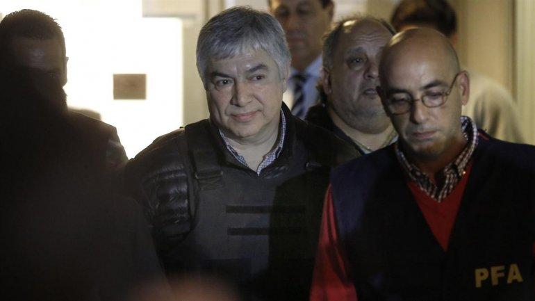 Rechazaron la excarcelación de Lázaro Báez