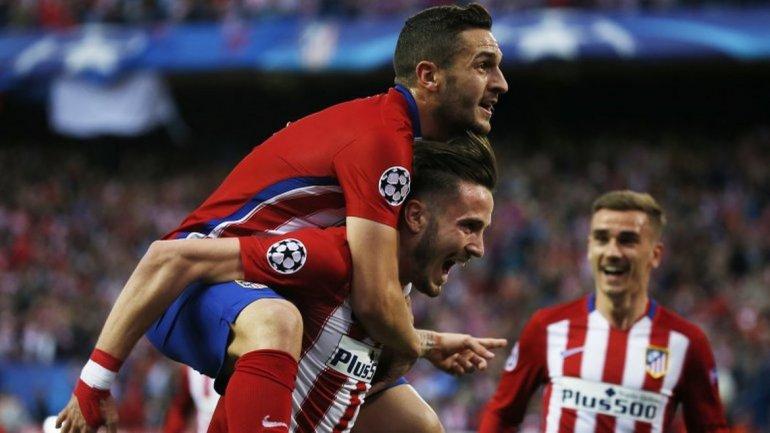 El Atlético se quedó con un importante triunfo ante el Bayern