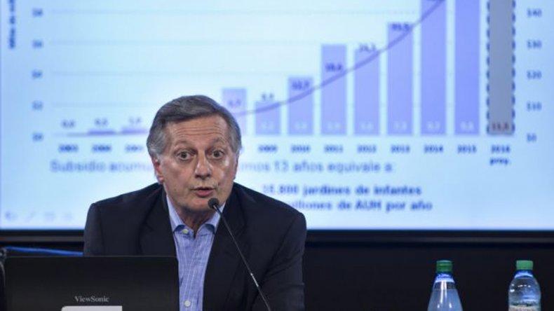 El ministerio de Energía postergó los precios de la luz hasta octubre.