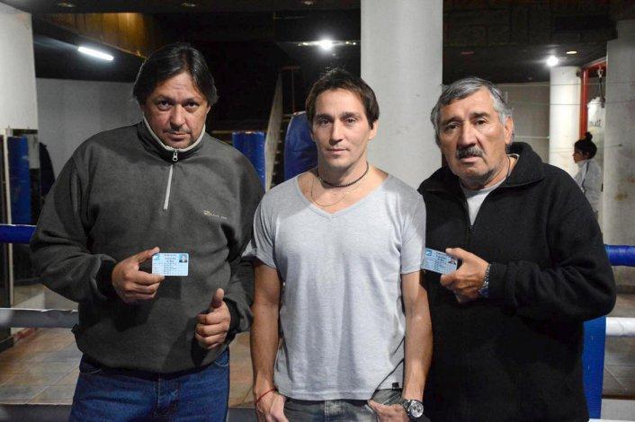 Comodoro Rivadavia sumó dos técnicos de boxeo oficiales con licencia obtenida en la Federación Argentina de Boxeo.
