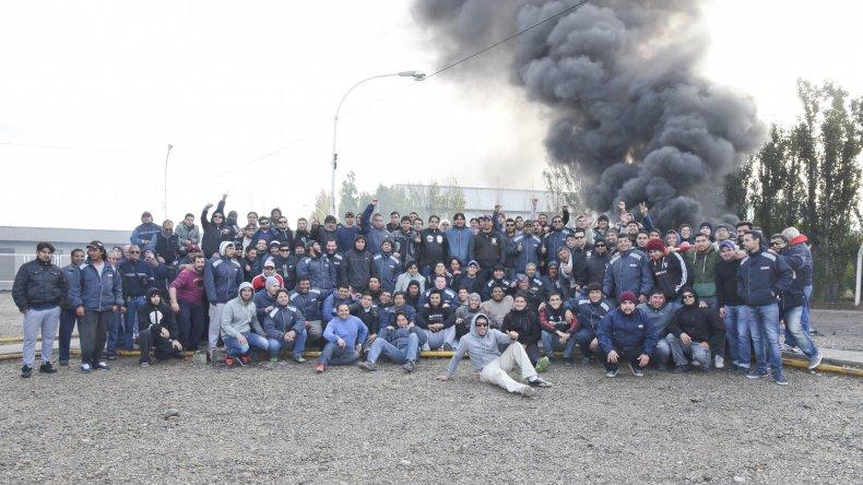 Trabajadores de Lufkin decidirán mañana los pasos a seguir