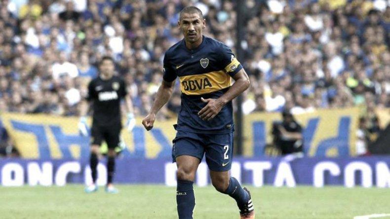 Daniel Cata Díaz se recuperó de la molestia en el gemelo derecho y volverá a la titularidad en el fondo de Boca.