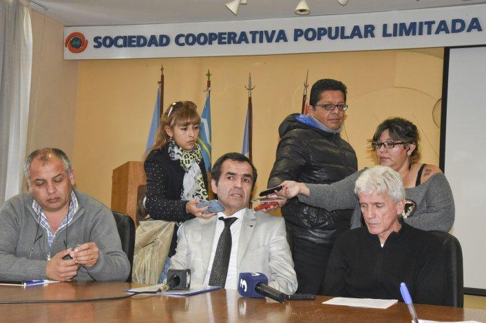 En conferencia de prensa