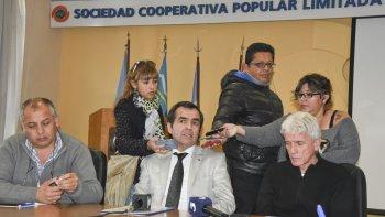 En conferencia de prensa, autoridades de la SCPL no descartaron que se tratara de un sabotaje.