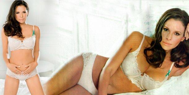 El destape de Julieta Ortega a los 43 años