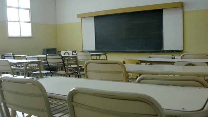 Suspenden las clases en todas las escuelas de Zona Norte