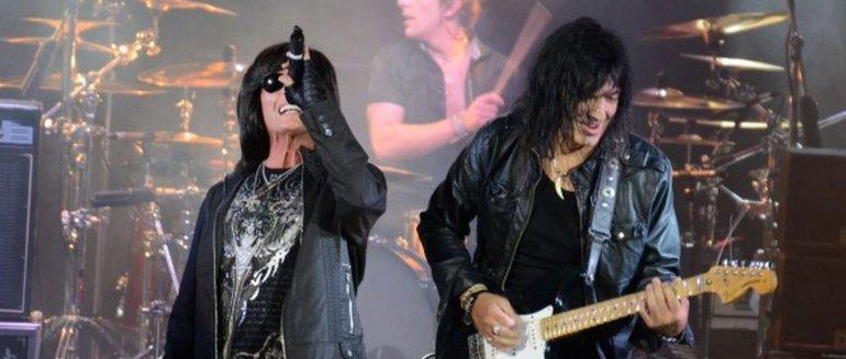 Walter Giardino y Joe Lynn Turner llenarán de hard rock a Comodoro