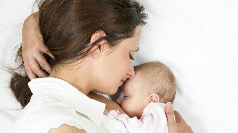 En Argentina cada vez más mujeres amamantan a sus hijos