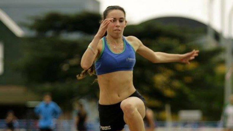 Denisse Luna arrancó su temporada competitiva con gran proyección.