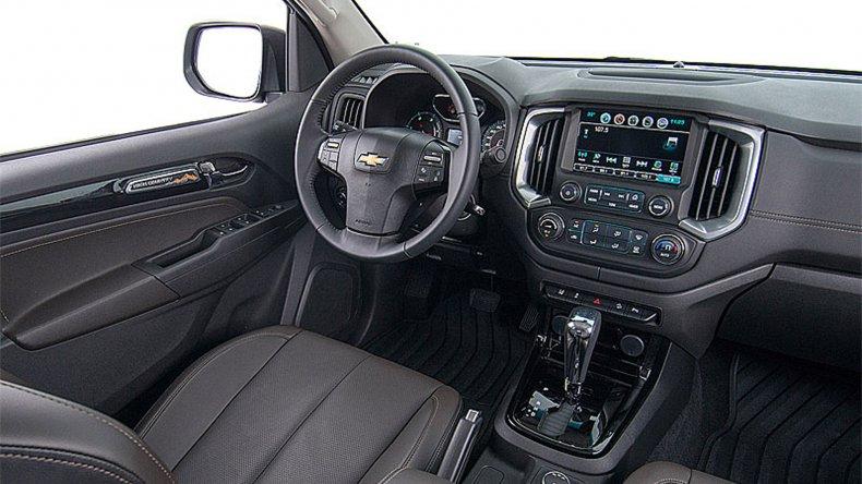 La nueva Chevrolet S10 que se presentó en Brasil vendrá a la Argentina