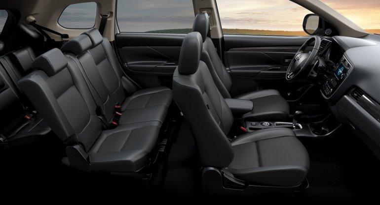 Mitsubishi New Outlander, en Argentina desde U$S51.900