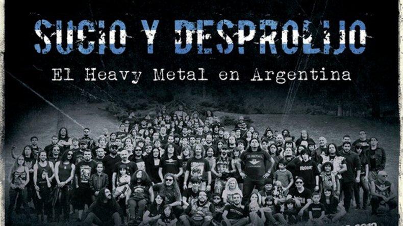 El documental que repasa la historia olvidada del heavy argentino.